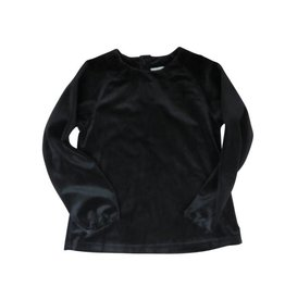 ColorFly VELVET TOP (ROUND NECK)