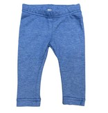 Crew Kids Heathered Legging Blue