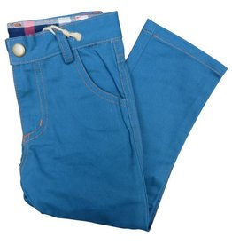 Crew Kids Long Chino Pants Blue