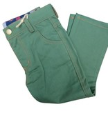 Crew Kids Long Chino Pants Green