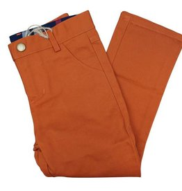 Crew Kids Long Chino Pants Rust