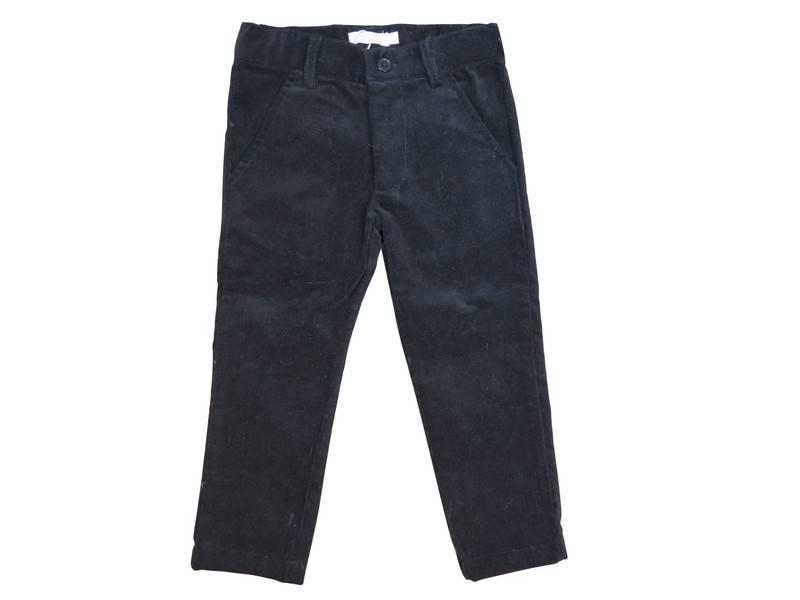 Charm Boys Dress Pants Black