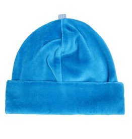 Sippy's Babes Teal Velour Hat