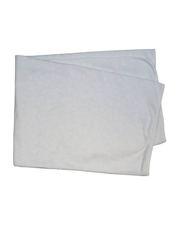 Babidu Blue Bears Print receiving blankets