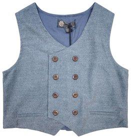 Little Cocoon Pinstripe Vest