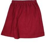 Bambinos Corduroy Skirt Burgundy