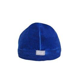 Coccoli Cotton Cap Blue tie dye
