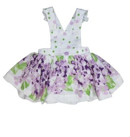 Charm Lilac Floral Baby Girl Set