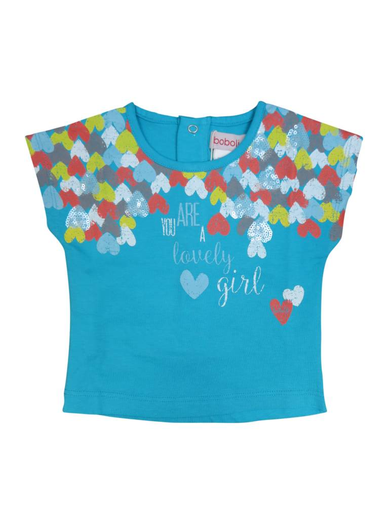 Boboli Girls T-Shirt You are Lovely