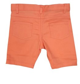 Crew Kids Short Chino Neon Orange