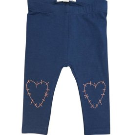 Small Rags Ella Leggings Navy Iris