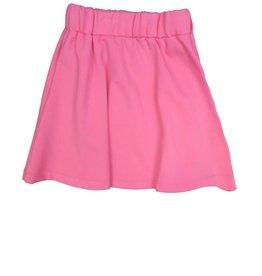Mis MeMe Pink Gathered Skirt