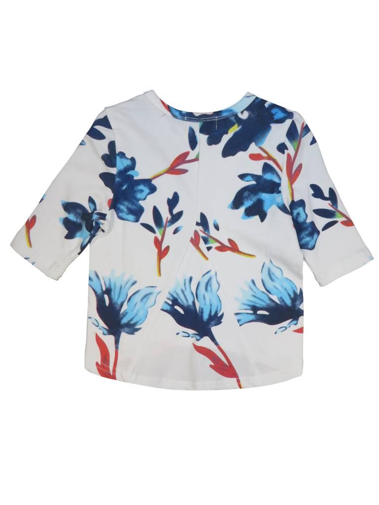 Shop Lotus Flower Shirt 60 Off