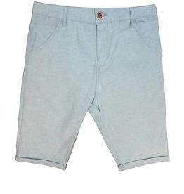 Little Cocoon Linen Shorts Green