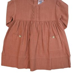 Blu Pony Zuzu Dress Marmalade
