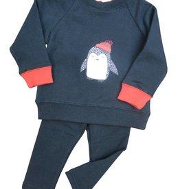 Charm Baby boy penguin set