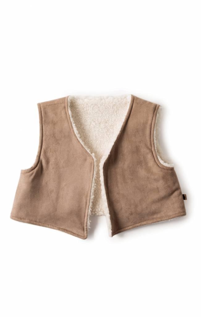 Appaman Orchard Reversible Vest Natural