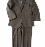 Appaman 2-PC MOD SUIT Charcoal Wales Check