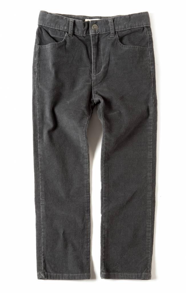Appaman Skinny Cords Vintage Black