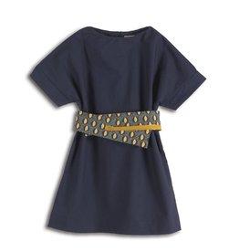 Amelia NARA Dress with obi Belt