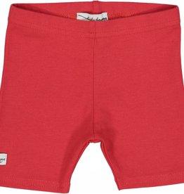 Lil leggs Lil leggs Short Leggings Red ss18