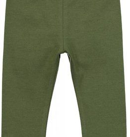 Lil leggs Olive Long Leggings fw18