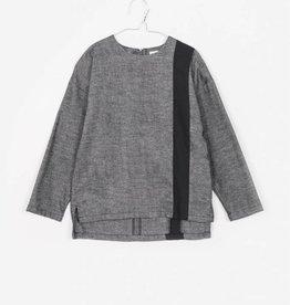 MOTORETA Evan Shirt Dark Grey