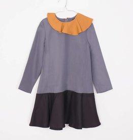 MOTORETA Lucia Dress Grey