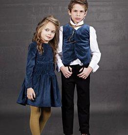 Whitlow & Hawkins Velvet Dress