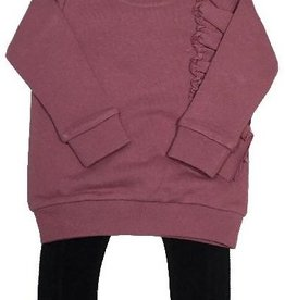 Crew Kids Ruffle Sweat