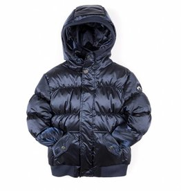 Appaman Puffy Coat Navy Blue