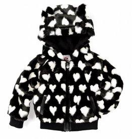 Appaman Luna Hoodie Jacket Black