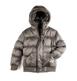 Appaman Puffy Coat Light Steel