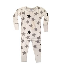 Baby Steps Stars PJ Set