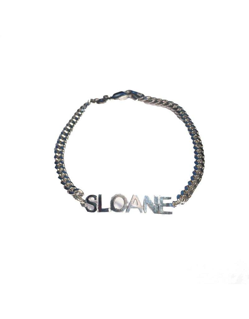 Chunky Name Bracelet