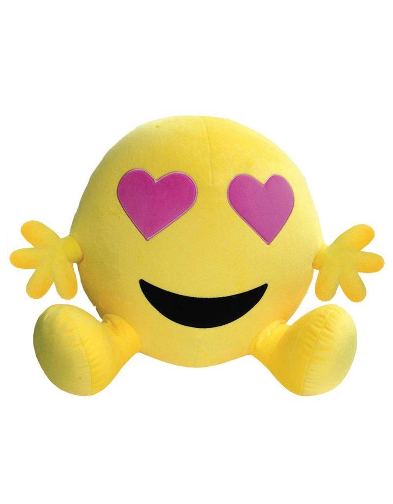 Bestie Heart Eyes Giant Emoji