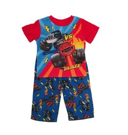 Blaze & the Monster Machines Pajama Set