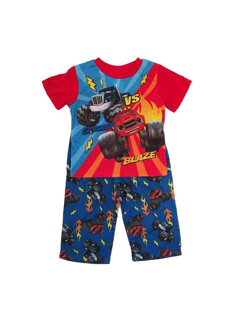 Blaze & the Monster Machines Pajama Set