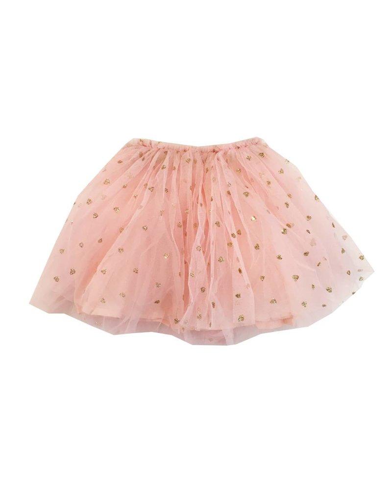 Doe a Dear Pink Glitter Tutu