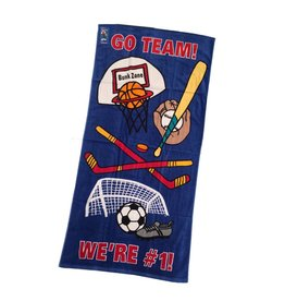 Go Team Towel