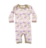 Apple Park Purple Clouds Coverall