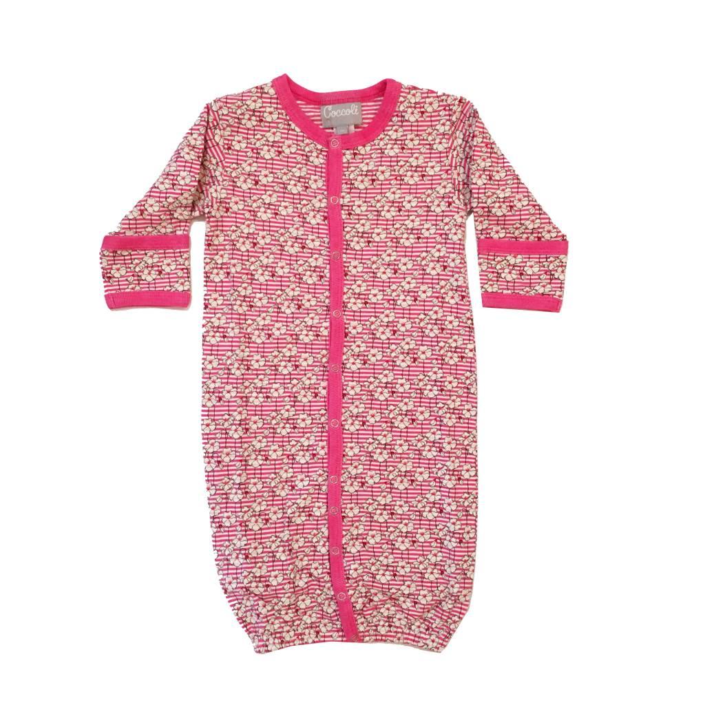 Coccoli Cherry Blossom Gown