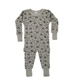 Baby Steps Skulls PJ Set