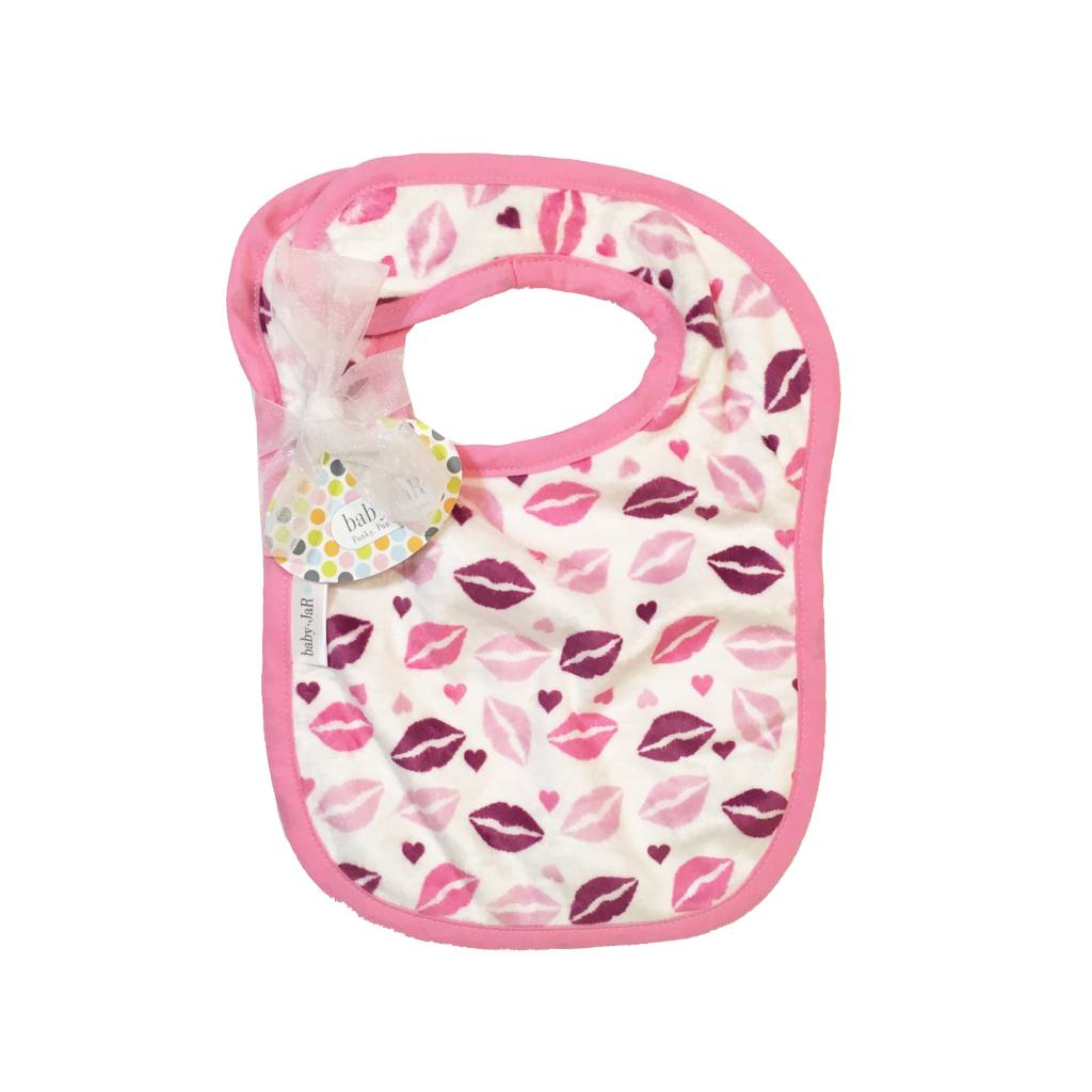 Baby Jar Kisses Bib