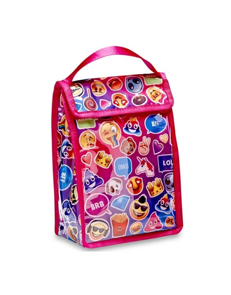 Emojicon Funk Snack Bag