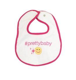 Pink # Prettybaby Bib