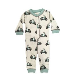 PJ Salvage Thermal Wild Ride Romper