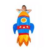 BlankieTails Blue Rocket Tail