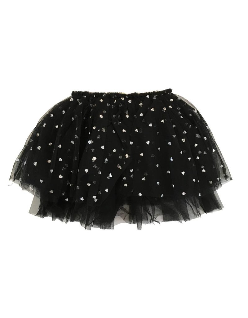 Doe A Dear Glitter Heart Tutu