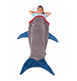 BlankieTails Blue Shark Tail